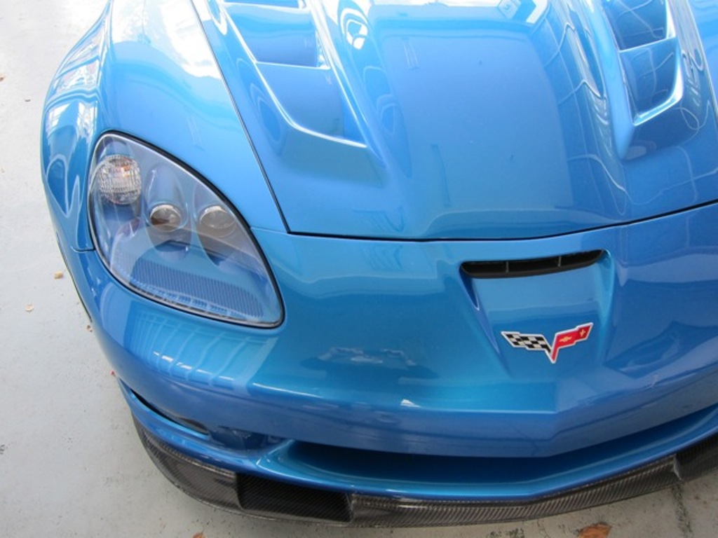 Keeping it Clean: SS Vette's Wicked Widebody SEMA Car