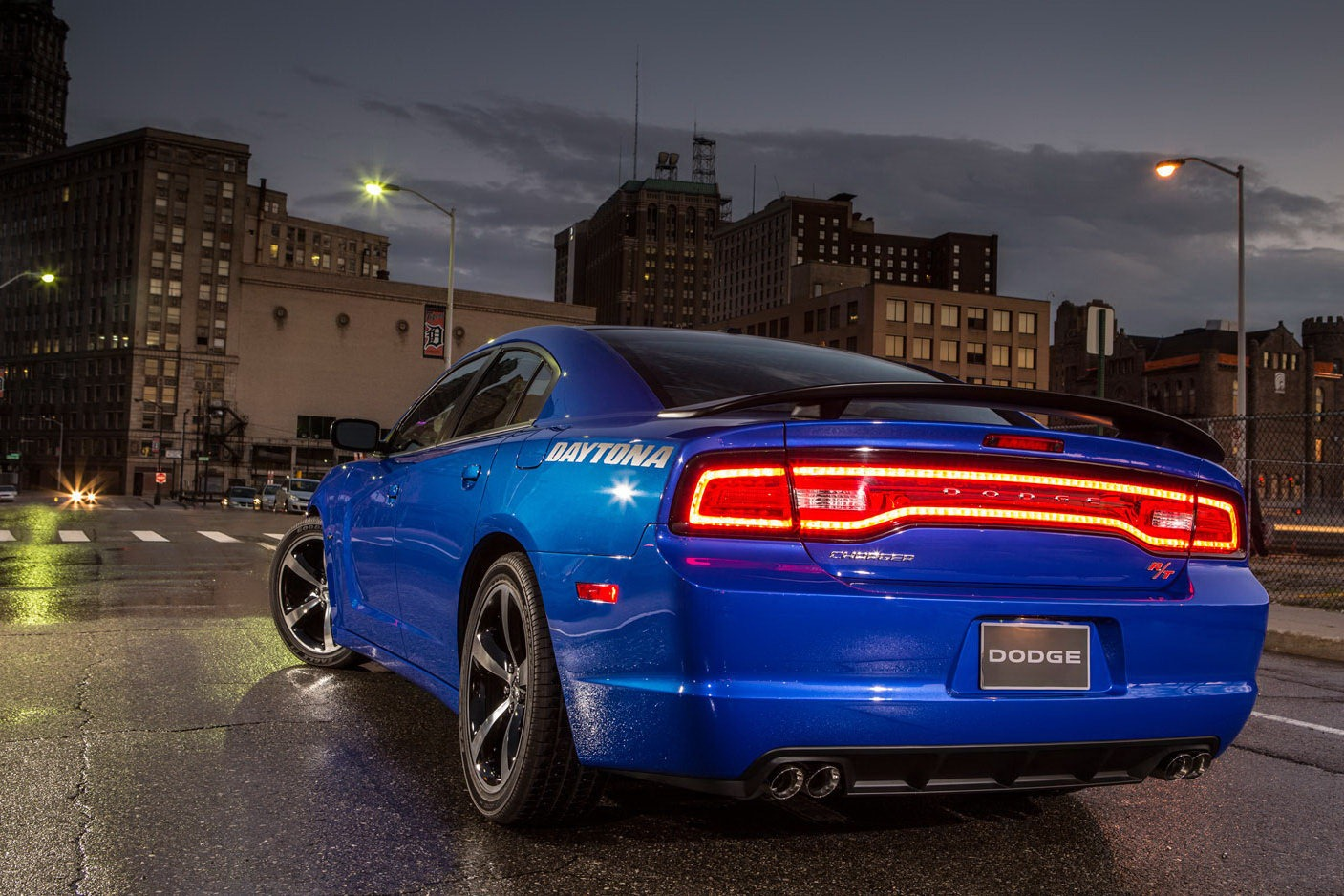 2012 Los Angeles Auto Show Preview: 2013 Dodge Charger Daytona