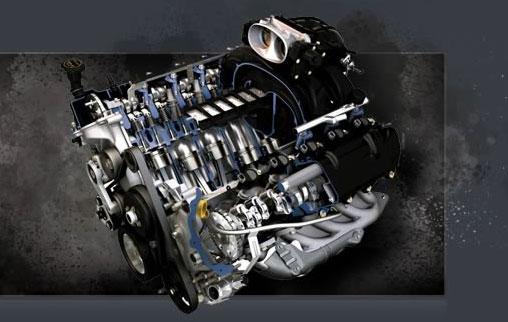triton v10 vs ford power stroke diesel