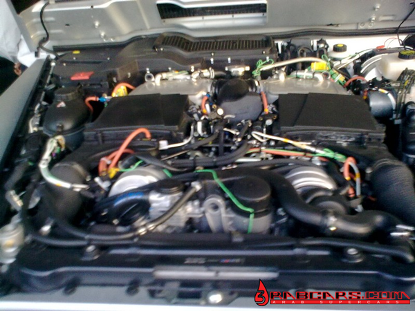 mercedes gl v12 engine swap by mkb medium 4 60x60 V12 Mercedes GL Released   By Tuner MKB