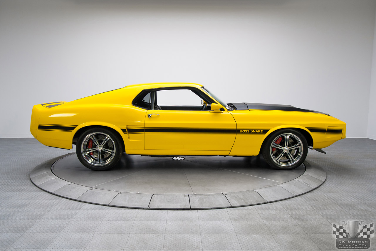 eBay Find: 1970 Ford Mustang \