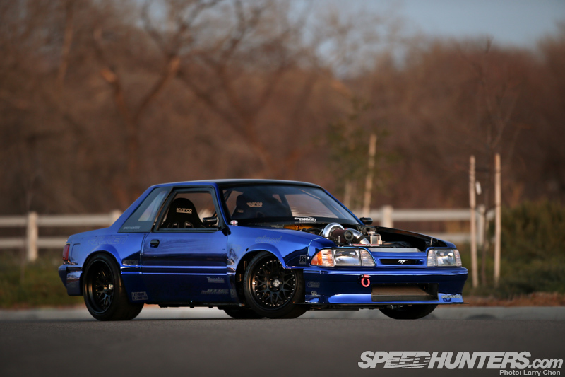 Fox Body Mustang Performance Parts >> Speed Hunters Profiles the Creations 'n Chrome Fox Body ...
