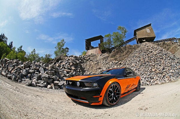 Design-World Marko Mennekes Can Make Your Mustang Look Different