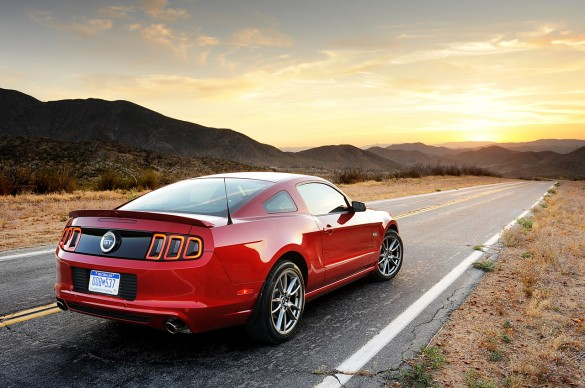 Mustangs Daily Road Tests the 2013 Ford Mustang GT