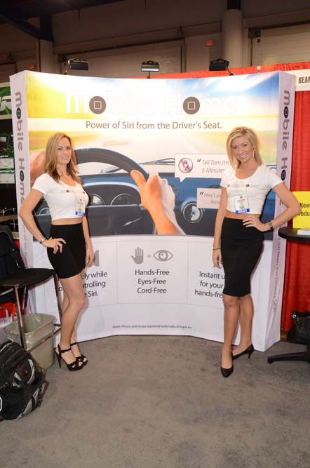 Ladies of SEMA 2012
