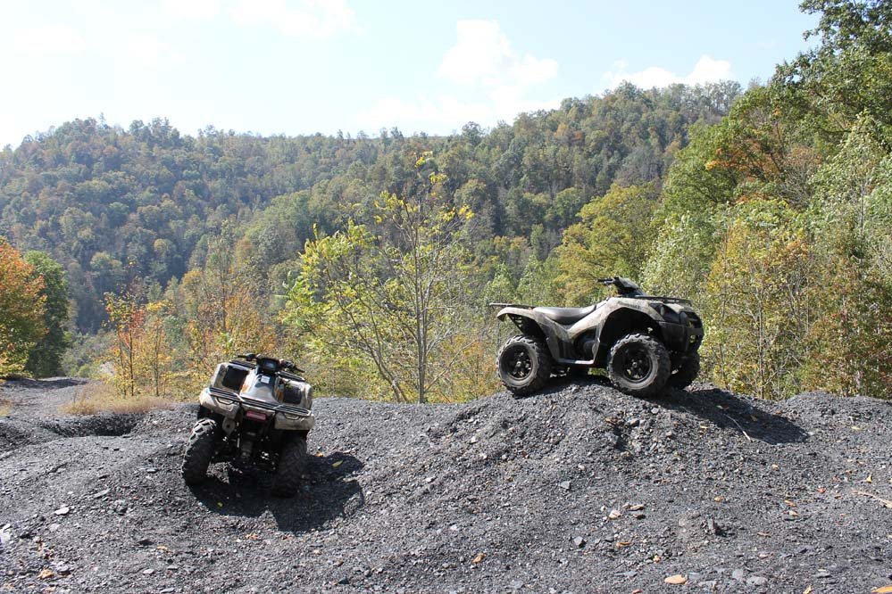 Almost Heaven: Riding West Virginia's Hatfield-McCoy Trails