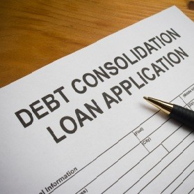 car loan consolidation contract