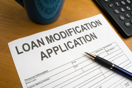 car loan modification document