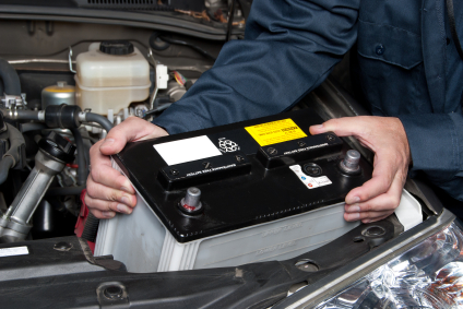 Maintain your car battery