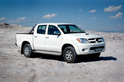 used Toyota truck