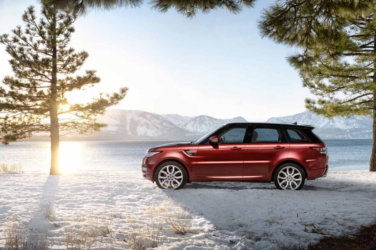 Preview: 2014 Land Rover Range Rover Sport is now Official