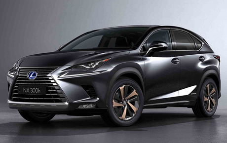 Lexus NX Posts Best-ever Month, Quarter and Year
