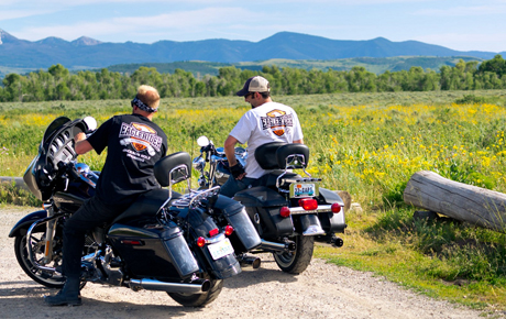 Over 100 Harley Dealerships Now Offer Rentals