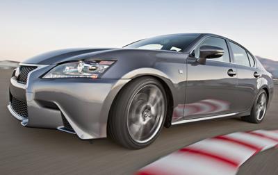 Lexus Tops J.D. Power Dependability Study