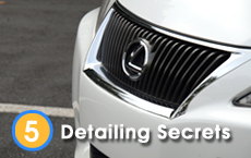 5 Secrets To Making Your Lexus Shine!