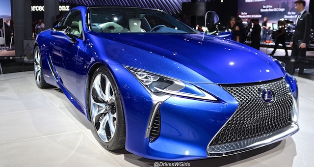 Did a Lexus Engineer Hint at a More Powerful Lexus LC500?