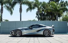 Rumor: V6 Turbo for Lexus GS, Supra?