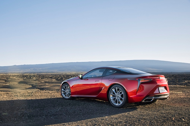 Is the Lexus LC Too Slow, or Just Right?