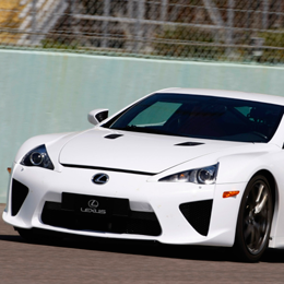Dozen Unsold Lexus LFAs Cause a Stir in America