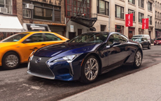 LC 500h Takes Hybrid Tech to a New Level