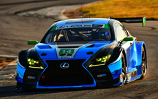 Lexus Comes to IMSA Racing with RC F GT3