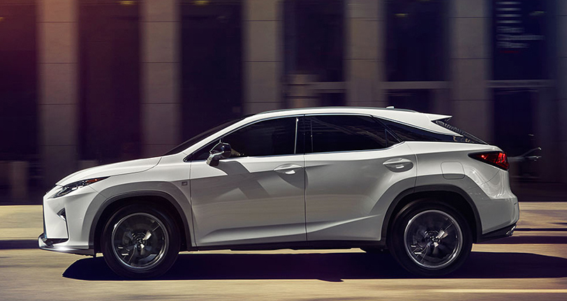 Seven-Seat Lexus RX L to Debut in October?