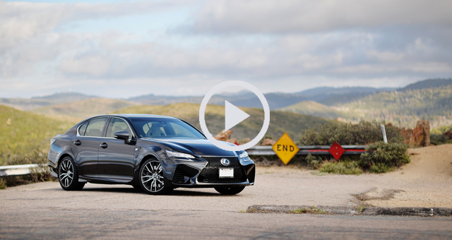 VIDEO: Club Lexus Reviews the 2016 Lexus GS F