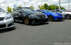 Great Turnout at Lexus F Meet in SoCal