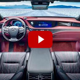 Lexus LS: Superior Choice to Mercedes S-Class?