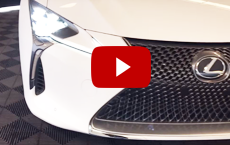 Obsessing Over the Lexus LC 500 (Video)