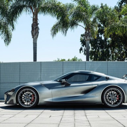 Here's Who Will Build the Next-Gen Supra