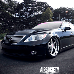 Get Down With This Killer Bagged LS 460L