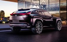 Say Bonjour to the Lexus UX Concept