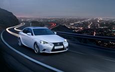 Meet the Latest Lexus Sales Millionaire: The ISand More