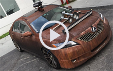 This Lexus-Badged Camry Thing Literally Causes Heart Palpitations