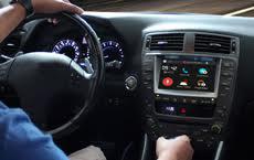 VLine: Lexus Infotainment System Upgrade
