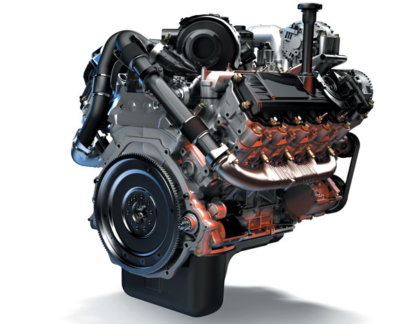 History of the 6.0L Power Stroke Diesel Engine - Ford ...
