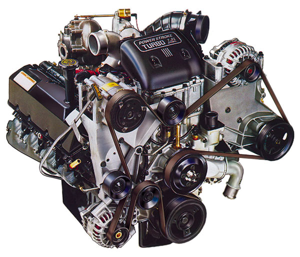 The History of the 7.3L Diesel Powerstroke Engine - Ford ...