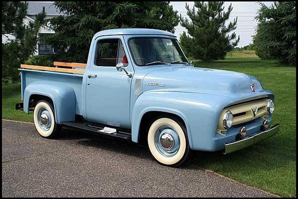 1953 56 ford f 100 for sale. Black Bedroom Furniture Sets. Home Design Ideas