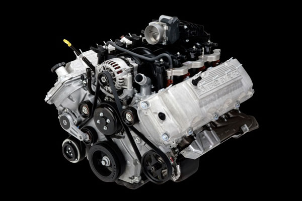 The One Two Punch 2012 Super Duty Engine Options Ford