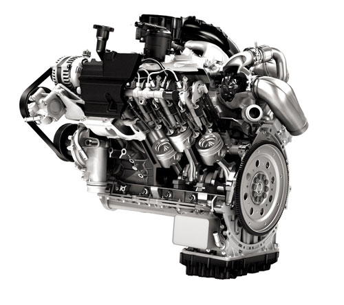 Ford Power Stroke V8 226 S Advanced Combustion System
