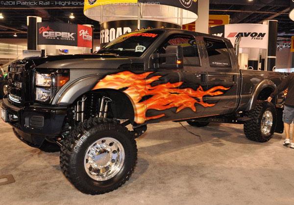 Best Ford Truck Sema Gallery Ever Ford Trucks Com