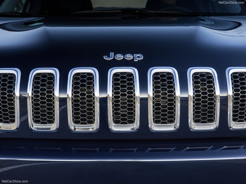 Jeep Cherokee 2014 Grill