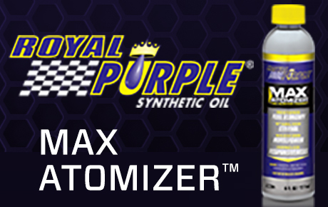 Injectors Bad? Let Royal Purple® Save the Day