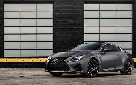 A Decade of Lexus Performance