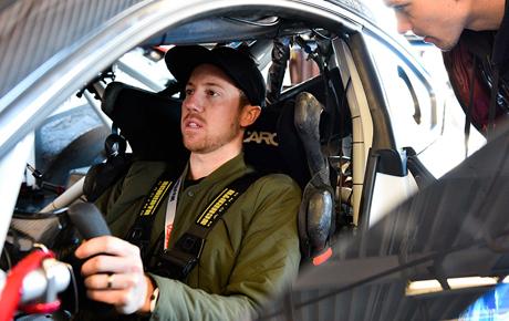 Meet Lexus Race Driver Kyle Marcelli
