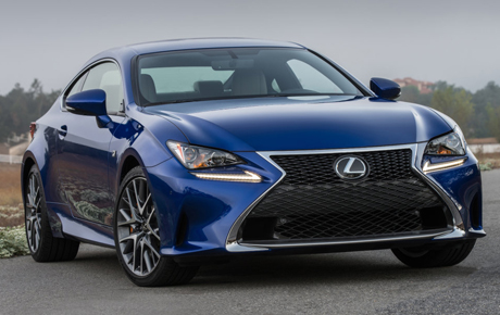 Lexus is Highly Favored Among Australians