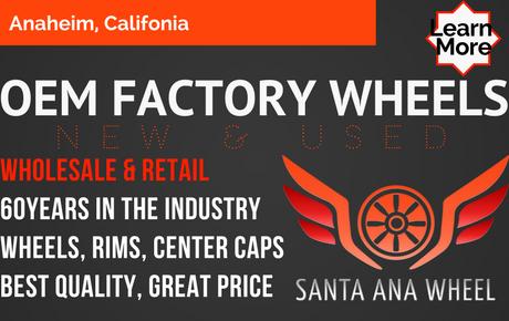 Your Next Best OEM Wheel/Rim Provider