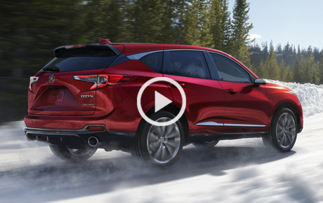 Acura Intros New RDX