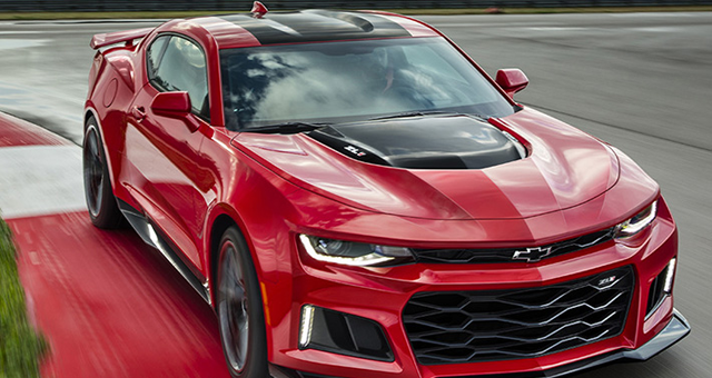 Feel Free to Track Your Camaro, Chevy's Warranty Has Your Back